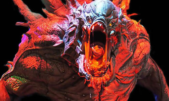 Evolve : gameplay trailer du Goliath sauvage