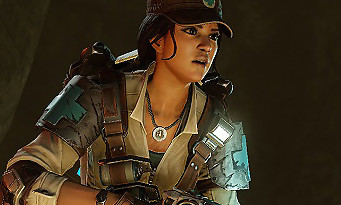Evolve : gameplay trailer de Caira