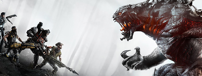 Test Evolve sur PC, PS4 et Xbox One