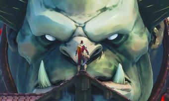 Extinction : un trailer de gameplay titanesque