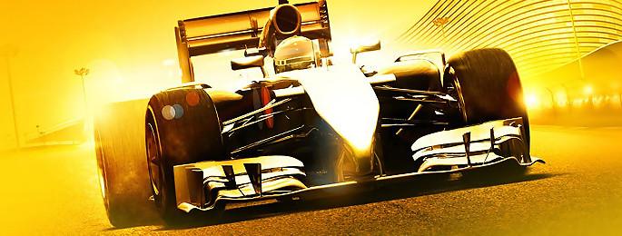 Test F1 2014 sur PS3