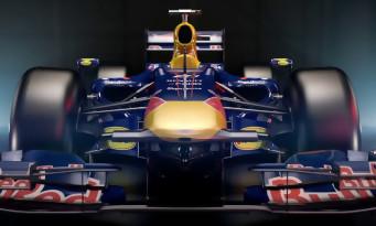 F1 2017 : trailer de gameplay de la RedBull RB6 de Sebastian Vettel