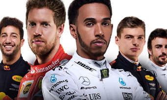 F1 2017 : un nouveau trailer sur PS4
