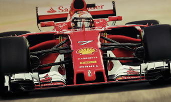 F1 2017 : trailer de lancement avec du gameplay dedans