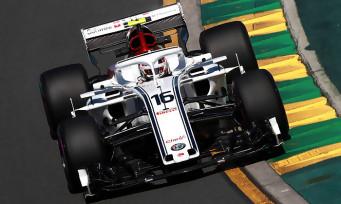 F1 2018 : une vidéo de gameplay avec Charles Leclerc à Monaco
