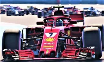 F1 2018 : une nouvelle vidéo consacrée aux graphismes du jeu