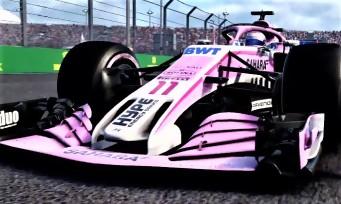 F1 2018 : une vidéo de gameplay commentée par les développeurs