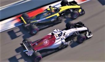 F1 2018 : voici les configurations PC requises pour le jeu