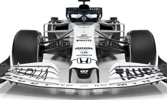 F1 2020 : du gameplay à Monaco avec Pierre Gasly au volant