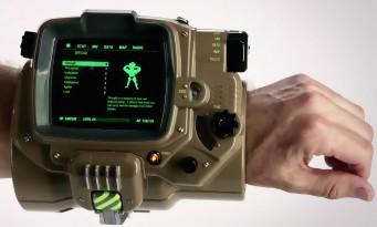 Fallout 4 : un Pip-Boy avec une imprimante 3D