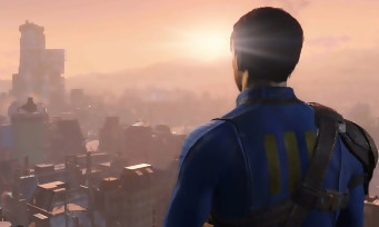 Fallout 4 : trailer de gameplay de l'E3 2015