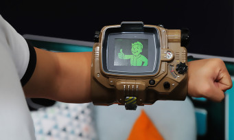 Fallout 4 : on unboxe l'édition collector Pip-Boy