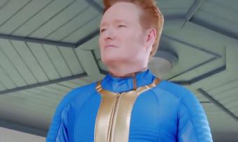 Fallout 4 : l'intro apocalyptique du jeu recréée avec Conan O'Brien