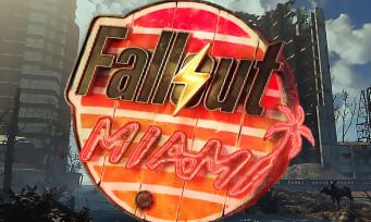 Fallout Miami : gros trailer pour le mod de Fallout 4 qui nous emmène en Floride