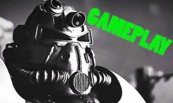 Fallout 76 : une longue séquence de gameplay armée jusqu'aux dents