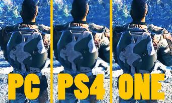Fallout 76 : une vidéo compare les versions PC, PS4 Pro et Xbox One X