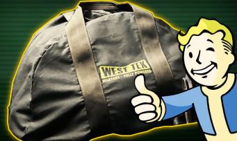 Fallout 76 : voici comme échanger son sac de l'Édition Collector !