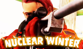 Fallout 76 : un trailer enflammé pour le battle royale Hiver Nucléaire