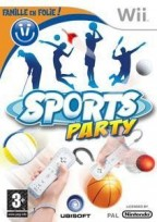 Famille en Folie ! Sports Party