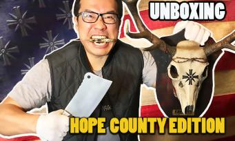 Far Cry 5 : notre unboxing du collector avec le crâne de cerf