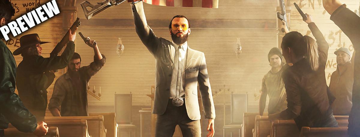 Far Cry 5 : on y a rejoué sur PS4 Pro, nos impressions à tête froide