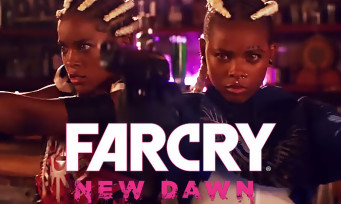 Far Cry New Dawn : un gros trailer en live action présente les 2 méchantes