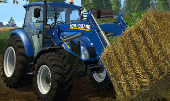 Farming Simulator 15 : gameplay trailer sur PC