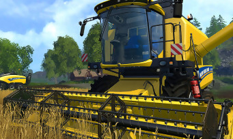 Farming Simulator 15 : trailer multi sur PS4 et Xbox One