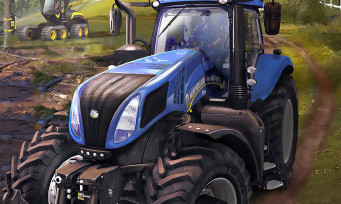 Farming Simulator 15 : l'extension Gold arrive sur PC et consoles