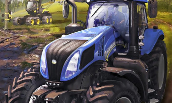 Farming Simulator 15 Edition Gold : un trailer plein de vie