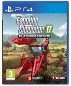 Farming Simulator 17 : Platinum Edition