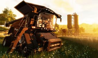 Farming Simulator 19 : toutes les images du jeu sur PS4