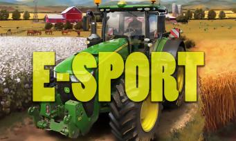 Farming Simulator se lance dans l'eSport, tous les premiers détails