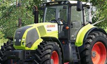 Farming Simulator 19 : la Platinum Edition arrive avec CLAAS !