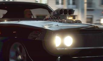 Fast & Furious Corssroads : un premier trailer plutôt moche