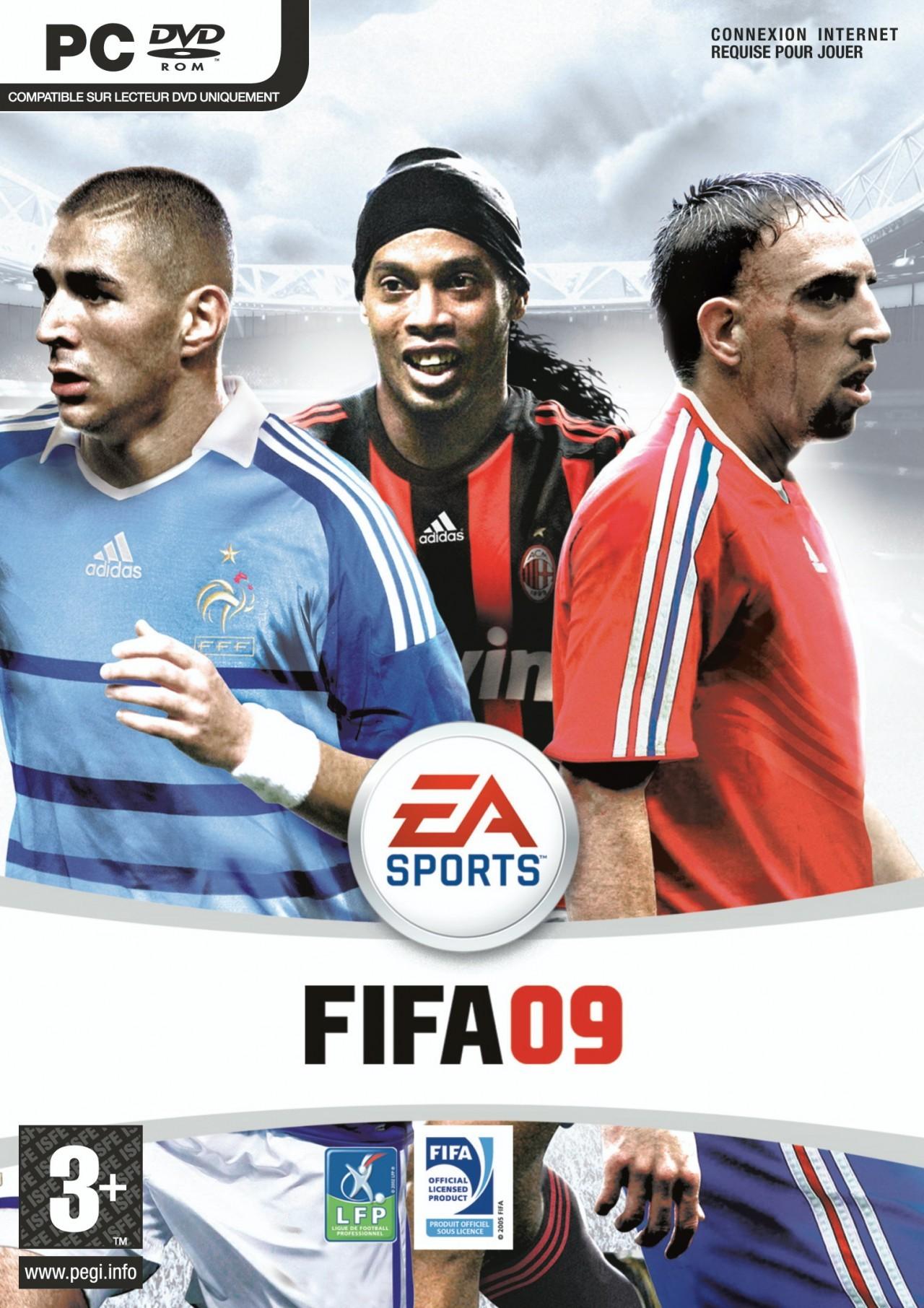 JOUABLE 09 TÉLÉCHARGER FIFA DEMO