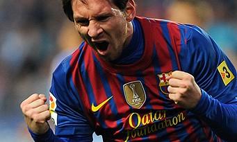 Barça PSG : Messi sur le terrain !