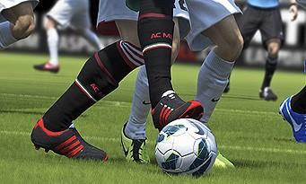 FIFA 14 : un trailer de la nouvelle physique de balle