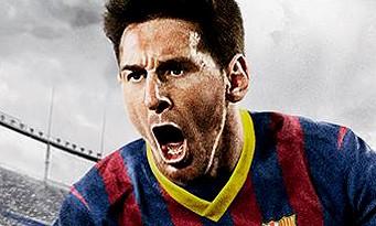 FIFA 14 : une vidéo avec la nouvelle physique de balle