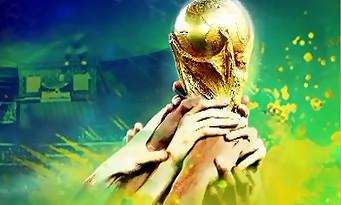 FIFA 14 : une mise à jour Coupe du Monde gratuite