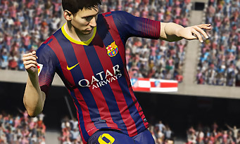 FIFA 15 : une nouvelle vidéo pour expliquer la nouvelle conduite de balle
