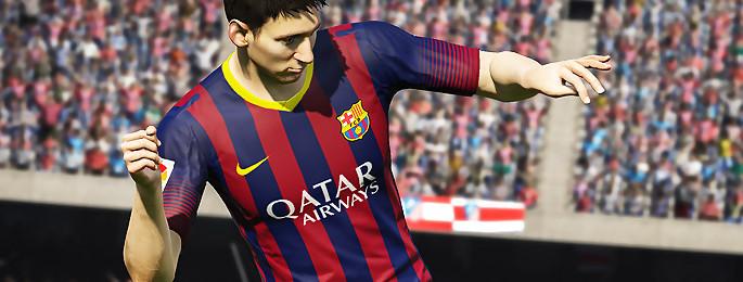 FIFA 15 : la série passe enfin à la next gen' ?