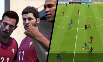 FIFA 18 : un comparatif entre les versions Switch et Xbox One en vidéo