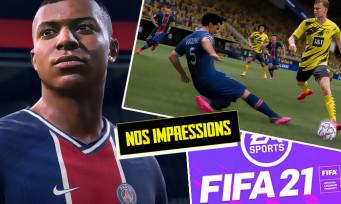 FIFA 21 : on y a joué, plus qu'une saison de transition finalement ?