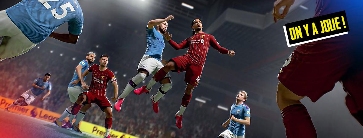 """FIFA 21 : on a découvert le mode """"Carrière"""", nos impressions"""
