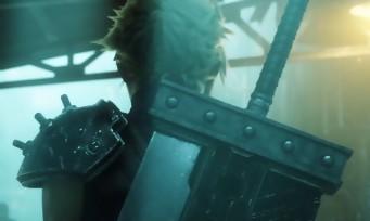 Final Fantasy 7 Remake : trailer de l'E3 2015