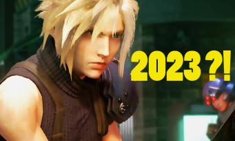 Final Fantasy 7 Remake : une sortie pour 2023 ? Une itw sème le trouble