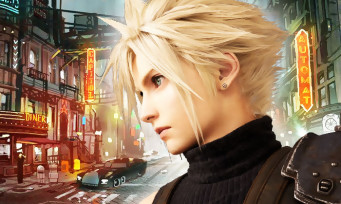 Final Fantasy VII : le remake s'offre un superbe artwork de Midgar