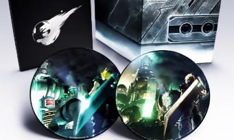 Final Fantasy VII Remake : de superbes vinyles pour l'OST !