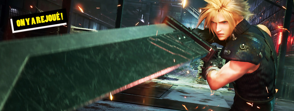Final Fantasy 7 Remake : on est retourné à Midgar, nouvelles impressions